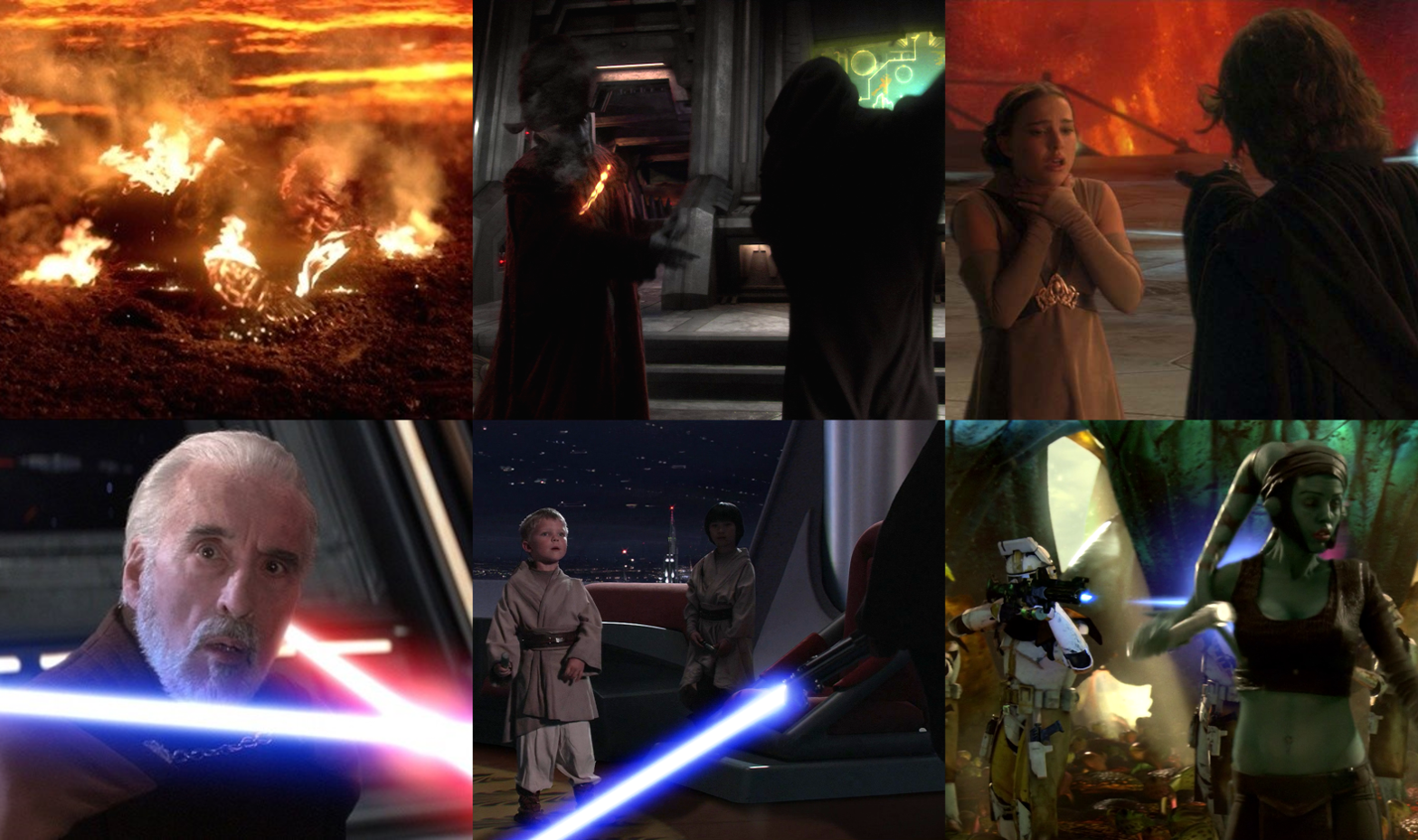 Apparently Revenge Of The Sith S Order 66 Sequence Could Have Been More Violent