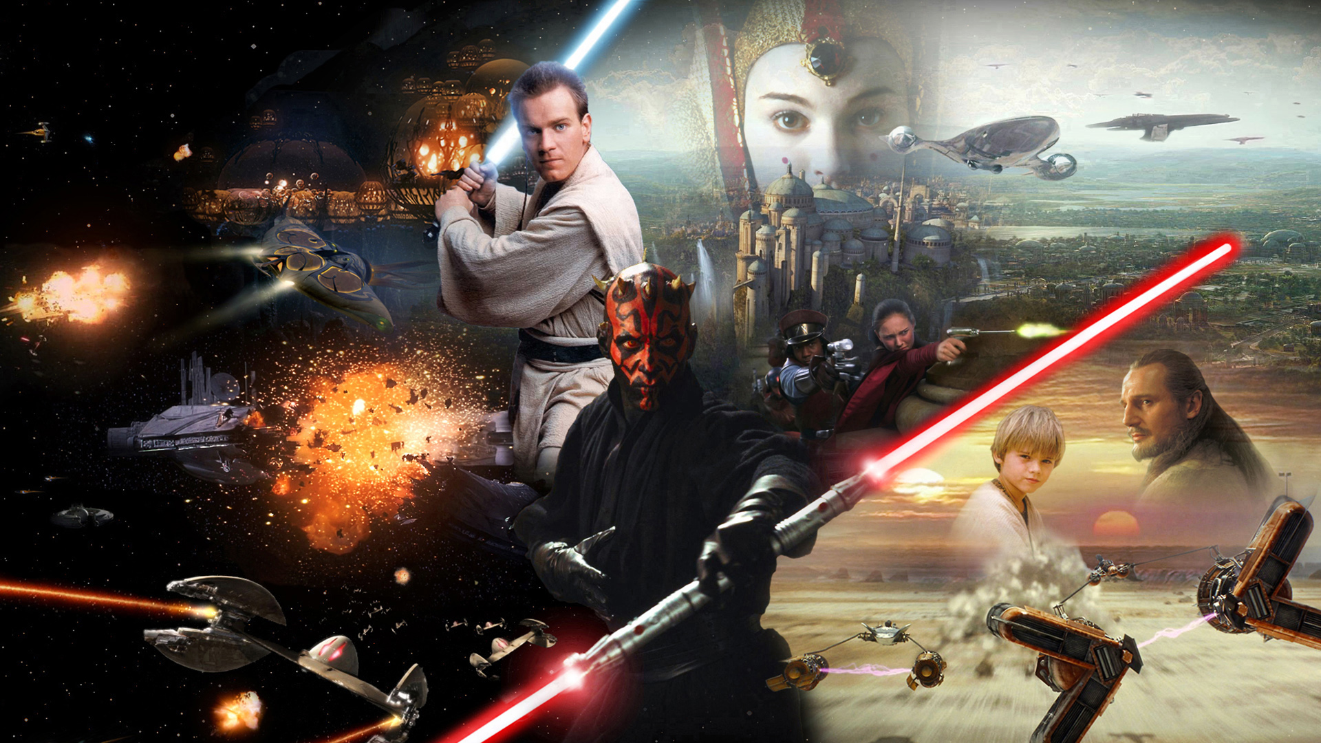 Star Wars The Phantom Menace 20th Anniversary Panel Announced With More Guests Incoming